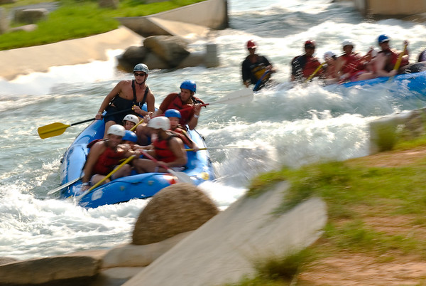 US National Whitewater Center - 2009-08-08