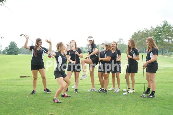 BHS Girls Golf 2016-2017