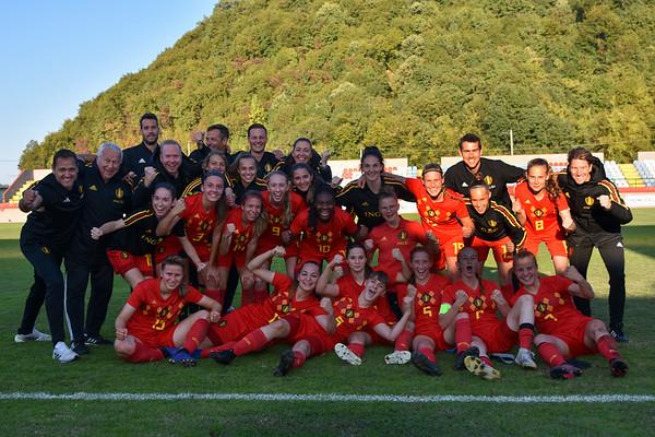 20191008 - Belgium U19 - Sweden U19