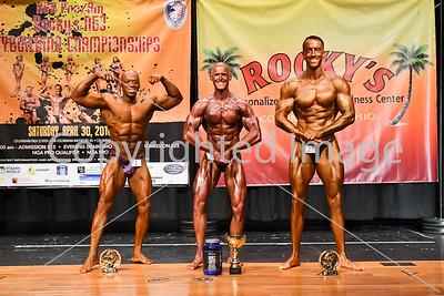 Pro Mens Bodybuilding Finals