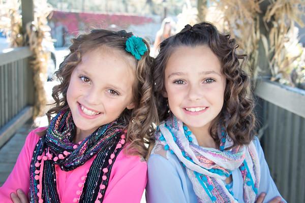 Maddie & Kimber