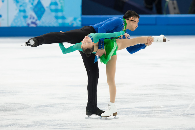 Team competition-pairs