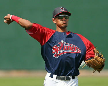 Lowell Spinners, August 10, 2014