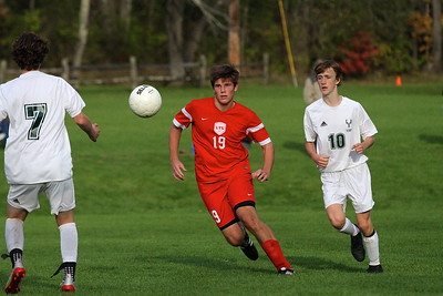 LTS Boys Varsity Soccer vs Sharon II photos by Gary Baker