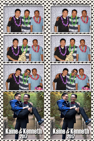 Kaine & Kenneth's 2017 Graduation