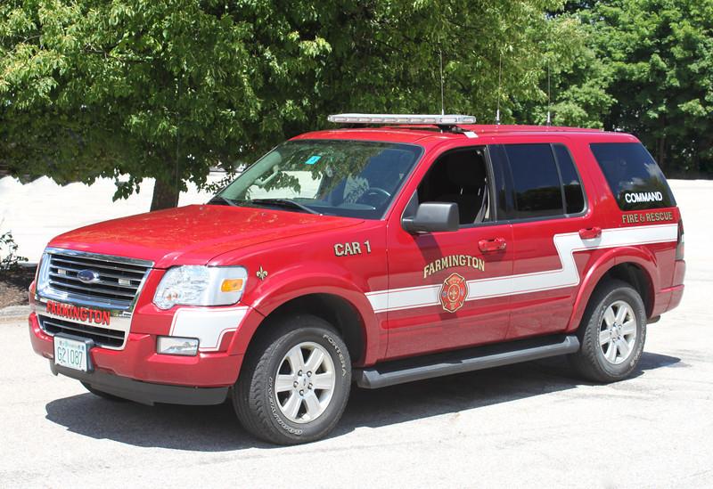 Car 1 2013 Ford