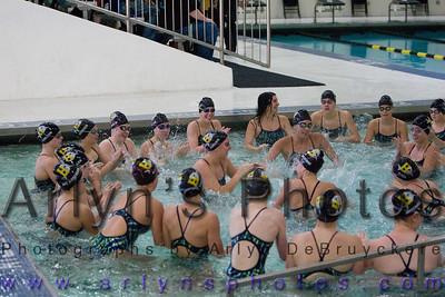 Girls Swimming vs Waconia