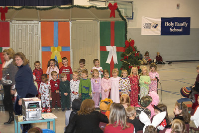 Christmas Program Holy Family