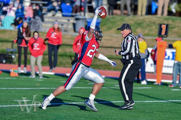 Shenandoah @ Washington & Lee Men's Football 11-10-18