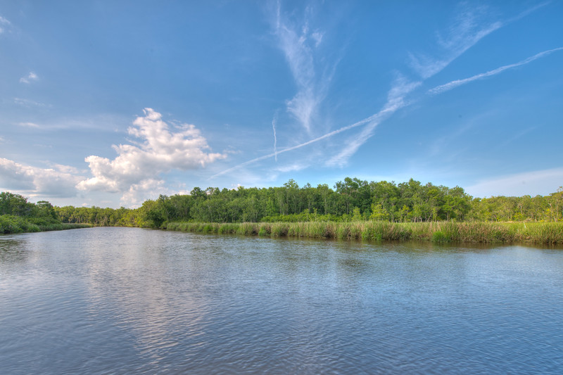 Altamaha River, Altama Plantation, Darien Georgia