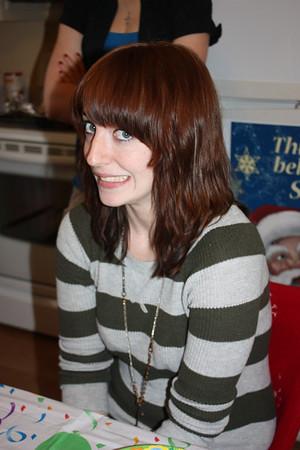 1.2.2011 Samantha's 21st Bday at Nanny's
