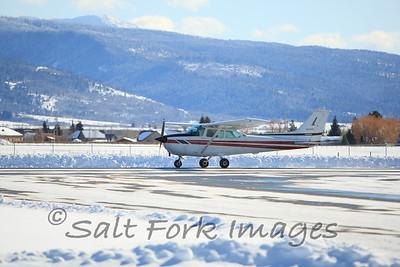 January 2012 - Flying