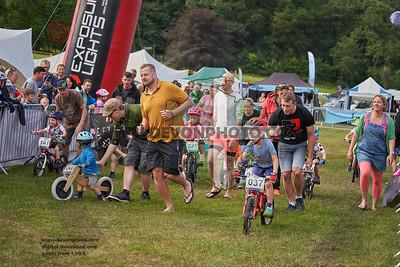 Kids 24/12 Minute Race