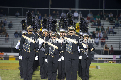 Band: Freedom Half-time 9.26.2014 (by Jeff Scudder)