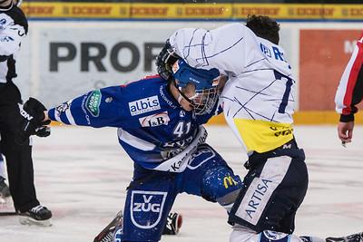Playoff 1/4 (3) EV Zug - HC Ambri-Piotta