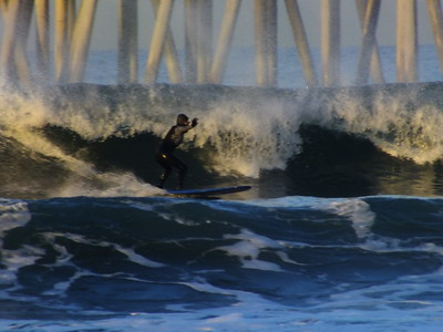 DAILY SURFING PHOTOS * 2-19-19 * H.B. PIER