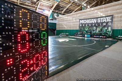 1-11-19 - Michigan State Vs Illinois