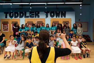 [Toddlertown] Exodus 208 September 2018