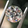 1.13ct Old European Cut Diamond GIA J SI1 3