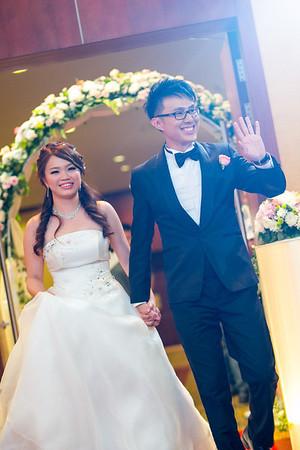 Jin Kuang + Sin Yee Wedding Reception
