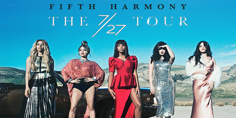 Fifth Harmony - 7/27 Latin America