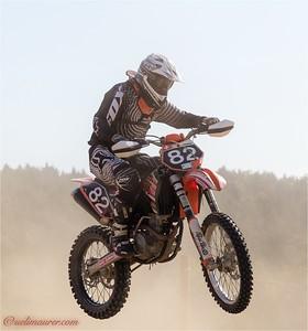 Motocross Hornussen
