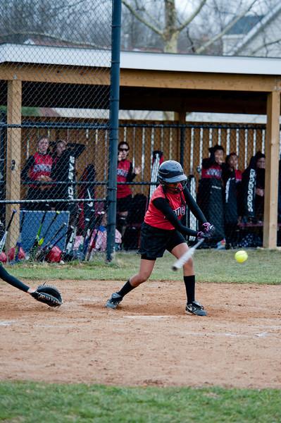 Quince Orchard JV 2011 Softball