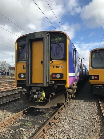 Arriva Northern - Class 150/2