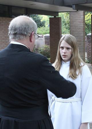 2014 St. Philip's Easter Vigil
