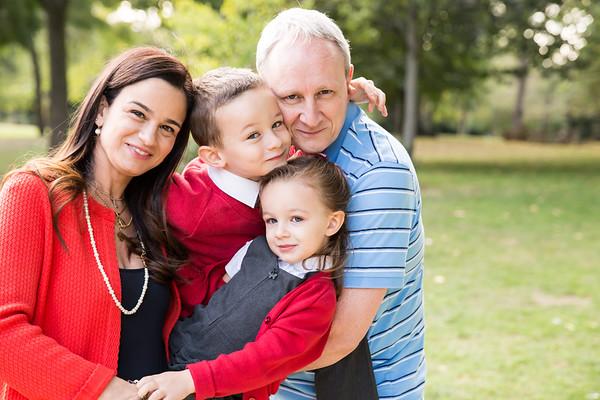 Joana & family