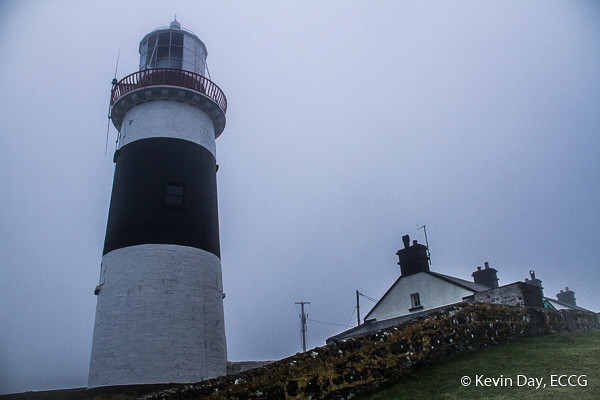 Mine Head Lighthouse - Co. Waterford
