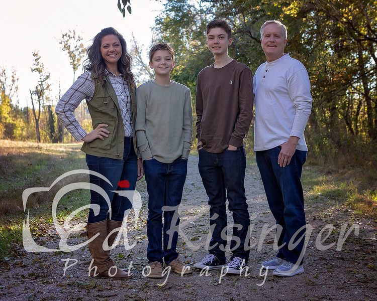 Scott Family 2018