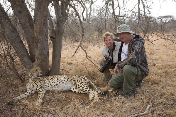 Kruger African Safari