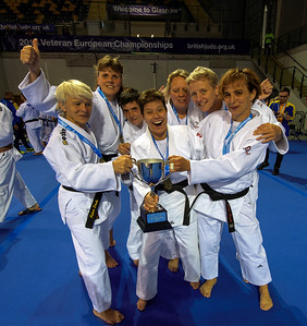 2018 Glasgow Veteran European Judo Team Championships (14-17 June)