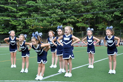 2014-09-21 - Franklin Chargers Cheer E