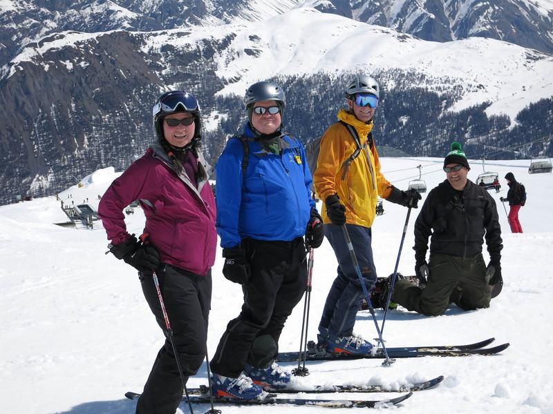 Livigno ski area