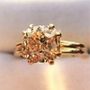 Spilt Prong Yellow Gold Solitaire Mounting, by Stuller 4