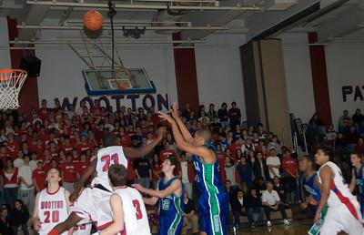 Basketball-Churchill vs Wootton