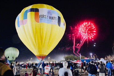 BALLOONS  - Hot Air Balloons