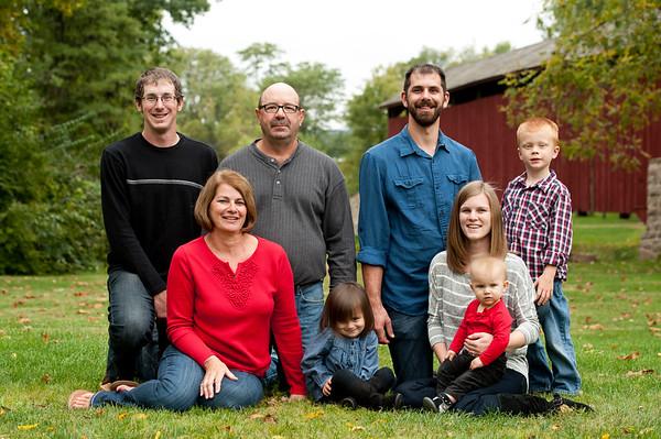 Boley Family 2015