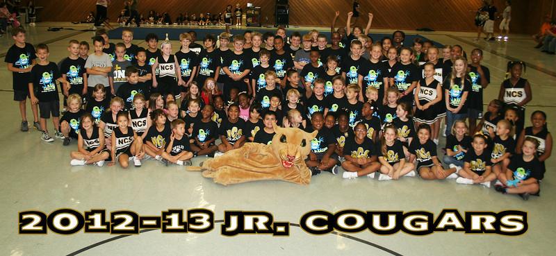 Jr. Cougars 2012