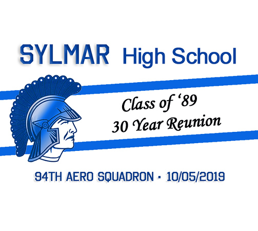 Sylmar H.S.  - Class of '89 - 30 Year Reunion