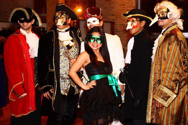 03.28.09 - Zeke R's Masquerade Ball