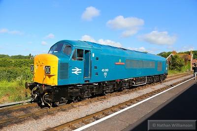 2015 - West Somerset Railway
