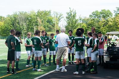 2021 HN Boys Soccer vs Amherst