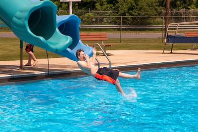 Hellertown Pool - Opening Day