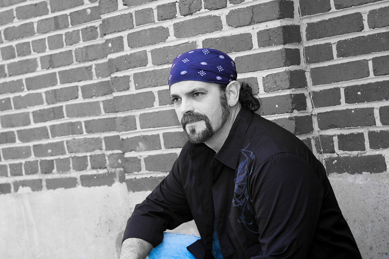 Jerry Parris - Vocalist and Drummer