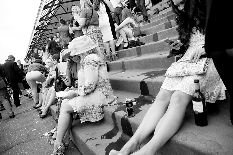 The Aftermath - Ladies Day - Musselburgh Races - Shooting from the Hip