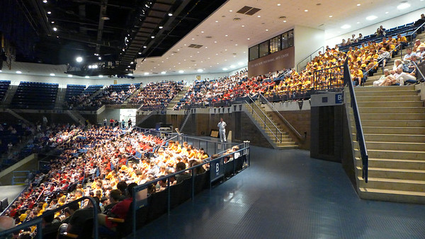 USNA Summer Seminar 2014 (Session 1)