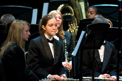 Concert Bands & Orchestra 2008-09